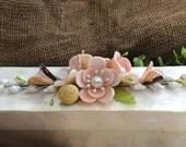 Capiz Shell Box With Sea Shell Napkin Rings Sea Shell Flowers Capiz Napkin Rings