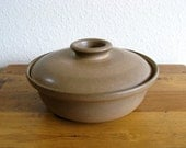 Heath Ceramics Vintage Covered Serving Dish Casserole #213