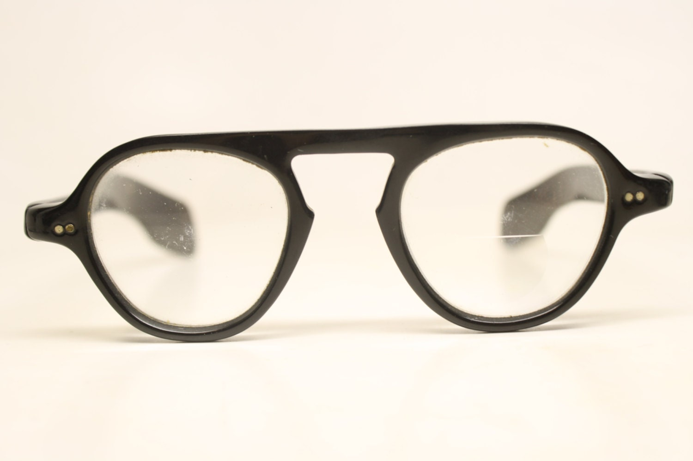 Vintage Eyeglass Frames Prescription Lenses : Antique Eyeglasses Vintage Eyeglass Frames Retro Eyeglasses