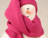 Whimsical Snowman, Shivers Snowman, Brrr Snowman