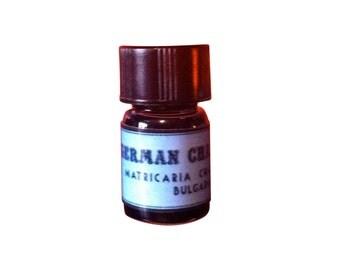 Chamomile, German Essential Oil, Matricaria chamomilla, Bulgaria - 5/8 dram