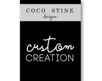 Custom Creation - 8.5x11