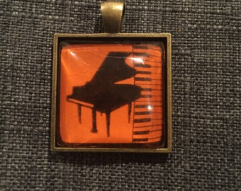 Piano Pendant