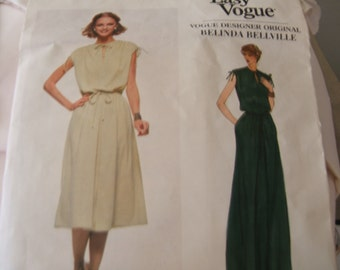 Items Similar To Vintage Vogue 2017 Sewing Pattern 1970s
