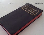 ON SALE vintage. DICTIONARY. pocket. French. english. Small. 1954.