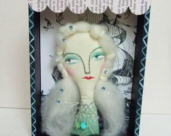 Little Mermaid Boxed Art Doll