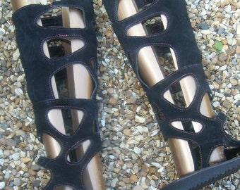 Retro Gladiator Style Sandals