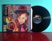 CULTURE CLUB Colour By Numbers Karma Chameleon Vinyl Record Album LP 1983 In Shrink Boy George New Wave Dance Near Mint Condition Vintage