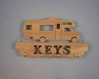 Camper Key Holder