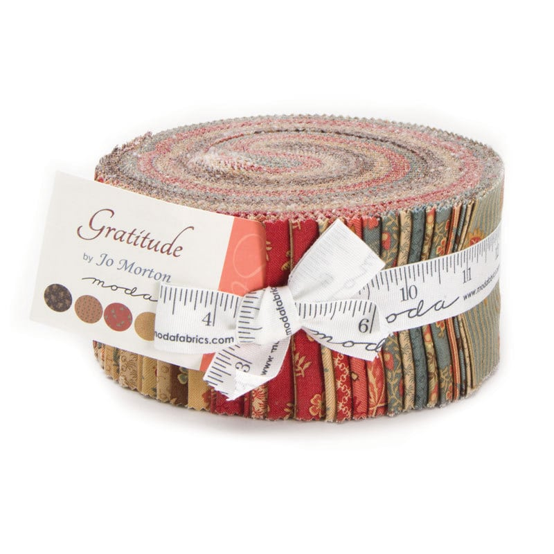 Gratitude By Jo Morton For Moda Charm Pack 38000