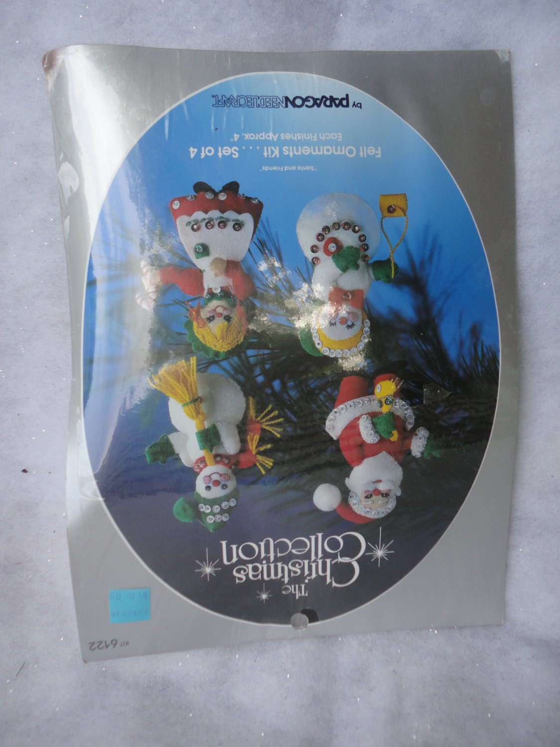 Mr and mrs claus ornaments -  Mr And Mrs Snowman Ornaments Sold By Bonneyhillshop