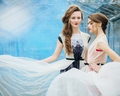 Summer Fairy - tulle summer dress