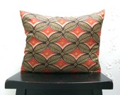 Tropical Pillow Cover- 16x20 Citrus Pillow, Summer, Botanical Pillow Cover, Custom Sizes