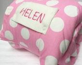 Nap Mat Cubby Kindergarten Preschool Daycare Pillow Blanket Toddler Bedding Girls Modern School Supplies Personalization Sleeping Bag