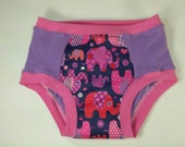 Purple Elephants Anibums Premium Bamboo Training Underwear