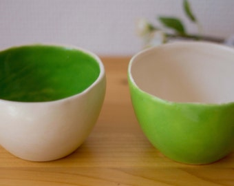 Two Tea bowls