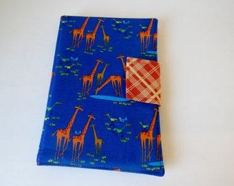 Fabric Notepad Organizer