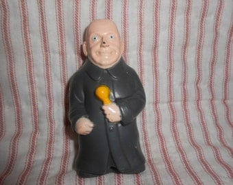 RESERVED Uncle Fester From the Addams Family Mini Flashlight-Vintage