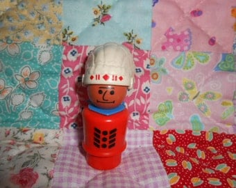 Fisher Price Little People Indian Chief