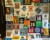 Custom Puzzle T Shirt Quilt for Lisa S. - Final Payment