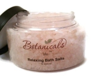 Relaxing Bath Salts (10 oz.)