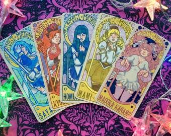 Nouveau Magica Holographic Bookmarks