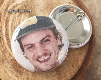 "1.25"" Mac Demarco Pinback Button - badge - brooch"