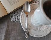 Rogers Bros 1847 spoon,silverplate teaspoon