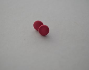 Polyclay Stud Earrings