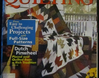 Items Similar To Folk Art Mini Quilts 29 Easy Blocks