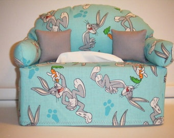 Bugs Bunny   Tissue Box Couch Cover