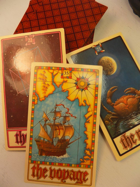 PsyCards TAROT Set Of 40 Cards Inspired By Carl Jung's