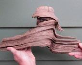 Natural Driftwood Sculpture Piece - Ship, Spirit, Carving, Display, Crafts, Terrarium (DW 54)