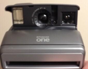Polaroid One 600 Silver Instant Film