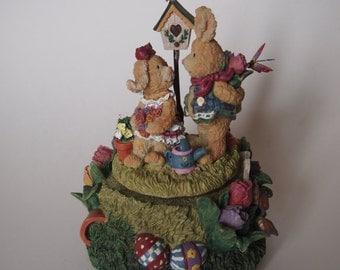 Sankyo Easter Music Box