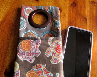 Elephant Cell Phone Docking Station, Cell Phone Docking Station