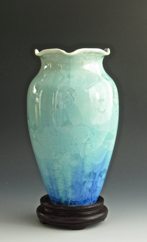 custom made glass vases