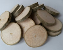 Ash, Wooden blanks, 5-6cm, Ash, Tree slices, wood slices, branch slices, wooden slices, craft, crafting, wedding, outdoor crafts