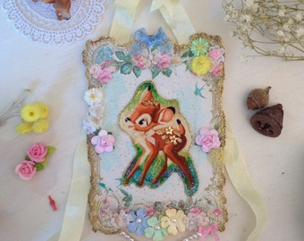 Kawaii décoration bambi