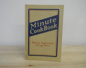 Minute Cookbook