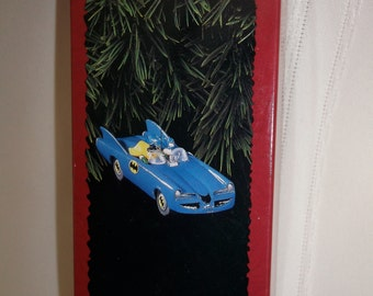 Hallmark Keepsake Ornament Batmobile 1995