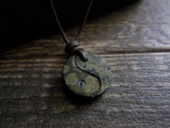 Men's Yin Yang Necklace