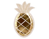Pineapple Paper Plates, Party Supplies, Tableware