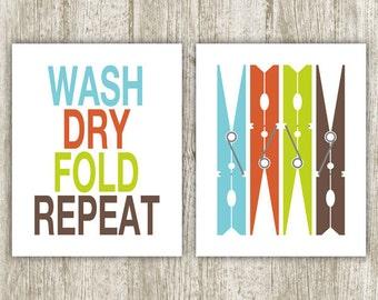 laundry room wall decor etsy uk