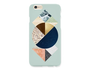 iPhone 6s Plus case - 'Abstract Nature' - iPhone 5s case, iPhone 6s case, iPhone 6 Plus case, iPhone SE, iPhone 7 non-glossy hard shell C22