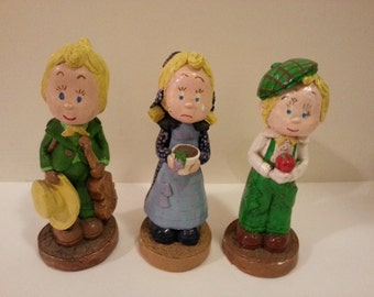3 Vintage Kids