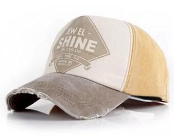 Womens Trucker Hats, Womens Distressed Baseball Caps, Trucker hat, Womens Jewel Shine Hats, Womens Caps, Womens Gifts