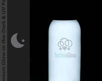 White Glow in the Dark & UV Paint
