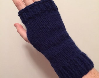 Navy Hand-warmers
