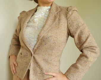1980's Tweed Blazer